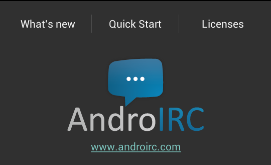 android-irc